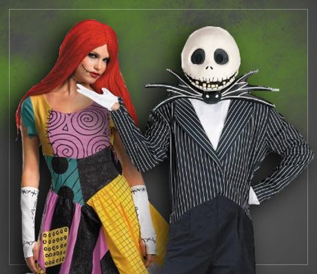 The Nightmare Before Christmas kostumer